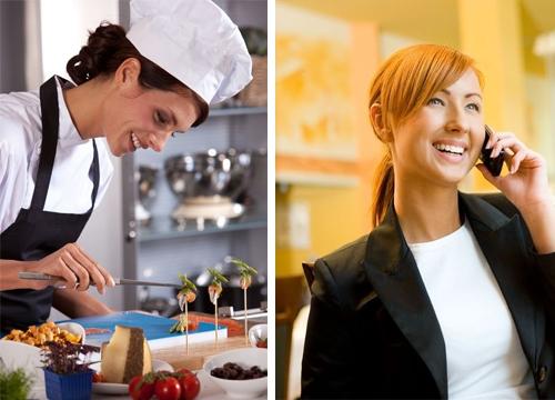 culinary art vs managment