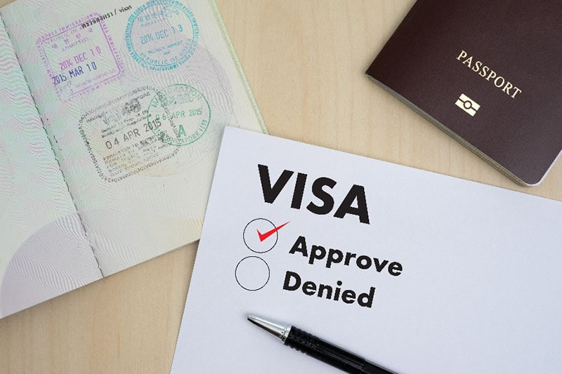 Check Visa requirements