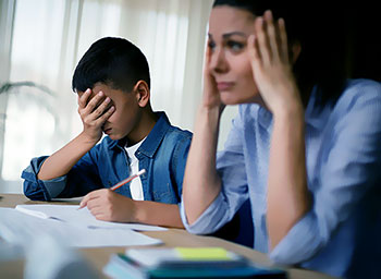 Covid-19 Home Schooling – A Parents Dilemma!